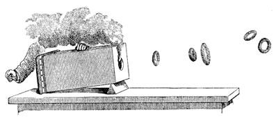 Генератор дымовых колец