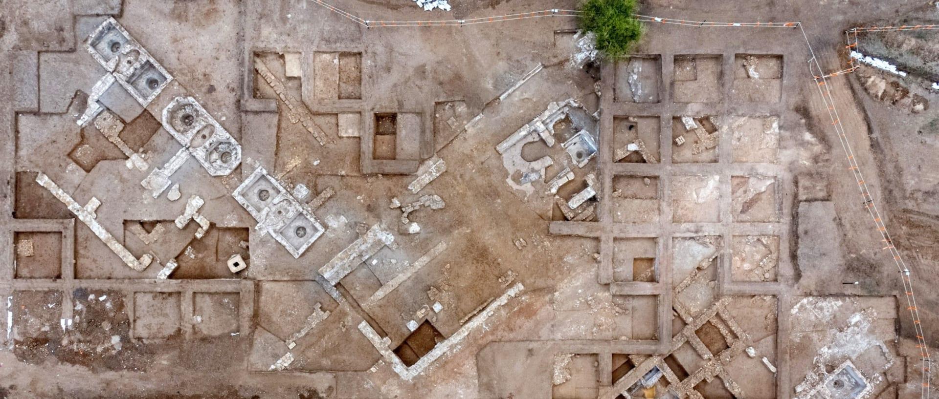 В Израиле нашли «фабрику» римского «майонеза»