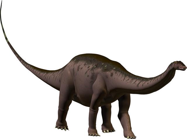 Новый сибирский динозавр