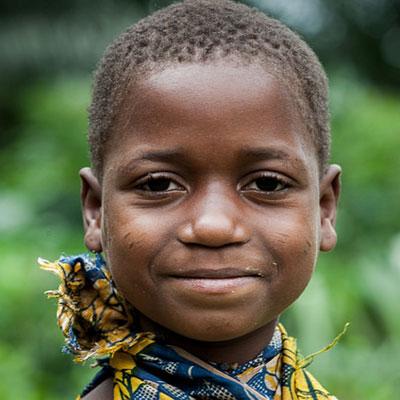 Африканские дети умеют ждать
