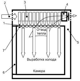 Ваз 21074 2005 г.в. монтажный блок схема