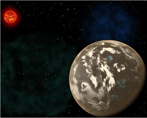Ученые доказали возможность существования жизни вранней Вселенной