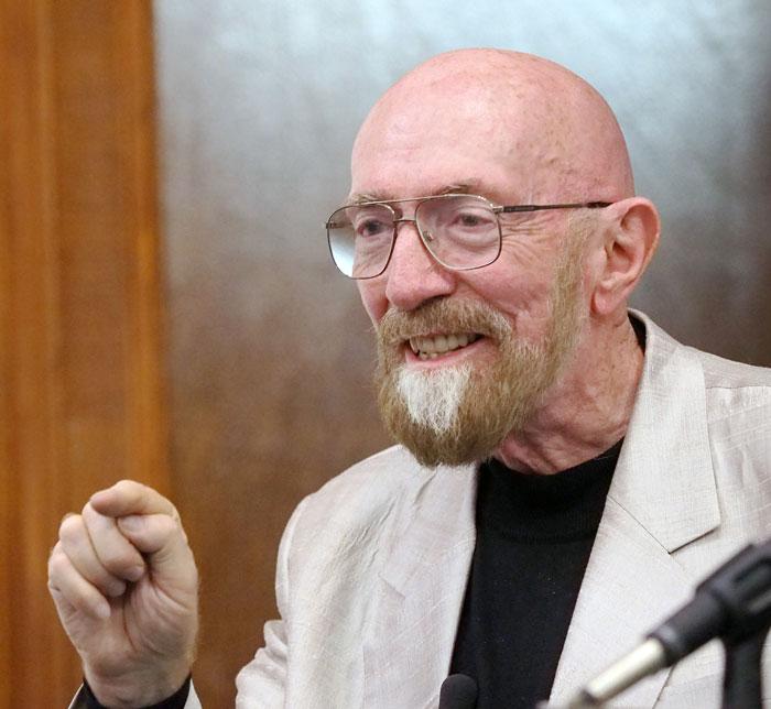 Физик ипродюсер фильма «Интерстеллар» Кип Торн прочитает лекцию вМГУ