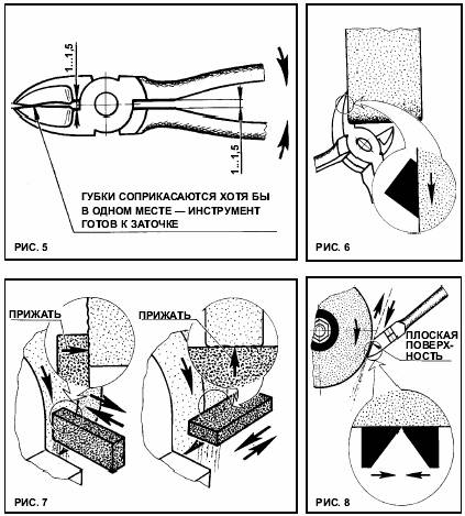 Как заточить ножницы для маникюра