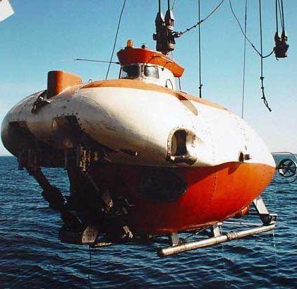 ...подводный аппарат / корабль 3 ранга - автономный глубоководный аппарат.