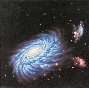 галактика знакомств как она выглядит