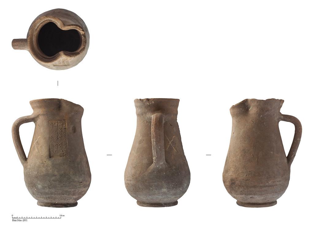 На Тамани нашли редкий античный сосуд | Наука и жизнь