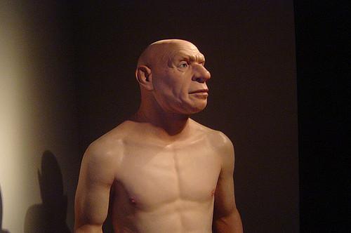 Неандерталец, реконструкция. (Фото ruben berges / Flickr.com)