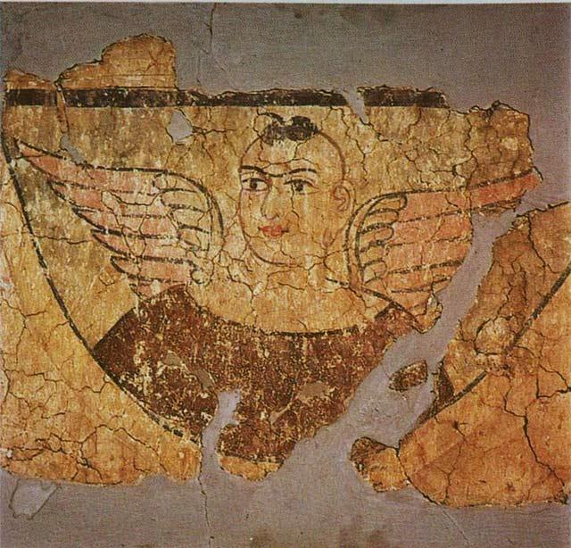 Портрет скифа – фреска на буддийской ступе. (Фото: saamiblog / Flickr.com.)
