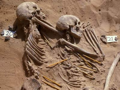 Скелеты из Сахары могут быть свидетельством первой межрасовой войны