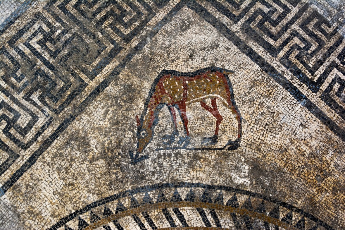 Археологи обнаружили руины древнеримского города воФранции