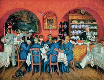 В поисках традиций русского чаепития. Чай по Достоевскому