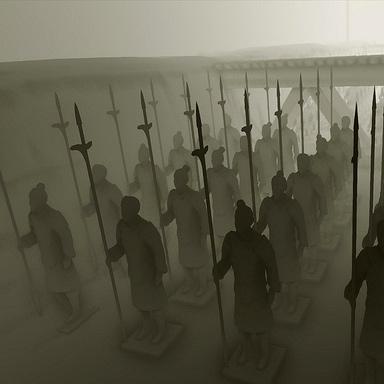Участие греков в создании терракотовой армии опровергли