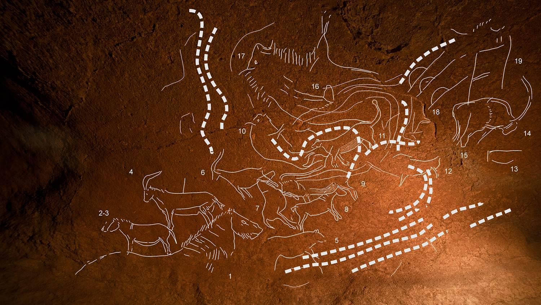В Испании нашли новые рисунки каменного века | Наука и жизнь