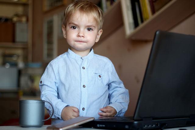 Младенцы знают, «кто тут главный»   Наука и жизнь