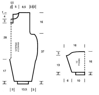 вязание крючком со схемами оригинальная школьная сумка
