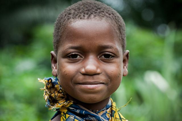 Африканские дети умеют ждать | Наука и жизнь