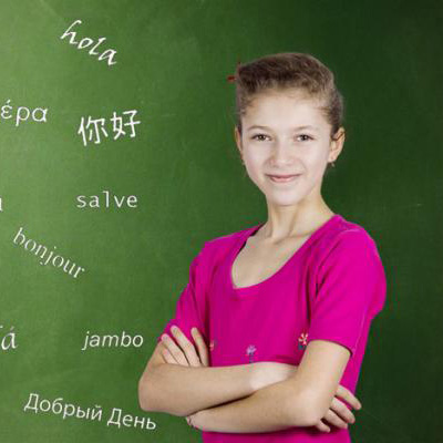 Знание языка видно по глазам