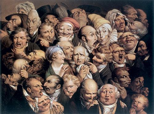 Французский художник Луи-Леопольд Буайи