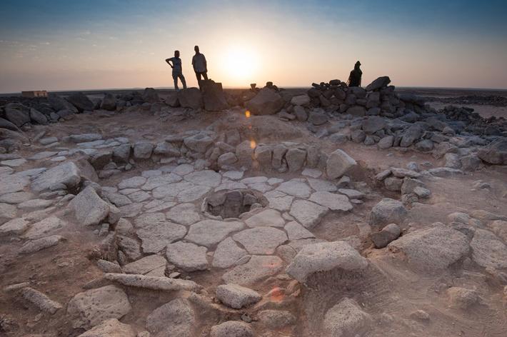 Археологическая десятка минувшего года