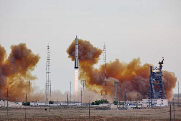 Российские «Протоны» снова в полете