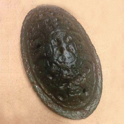 В Выборге нашли редкую фибулу XIII века