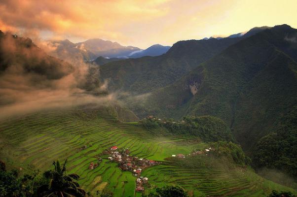 Рисовые террасы народа ифугао иногда называют «восьмым чудом света». (Фото: Terryl Eugenio Photography / Flickr.com)