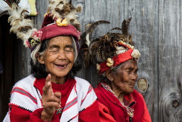 Люди ифугао в национальной одежде. (Фото: Awaken Dreamer / Flickr.com)
